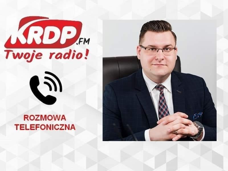 Gość dnia w KRDP FM